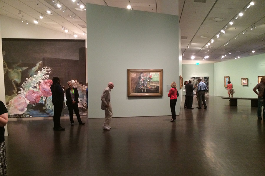 Inside The Denver Art Museum Enhance A Colour
