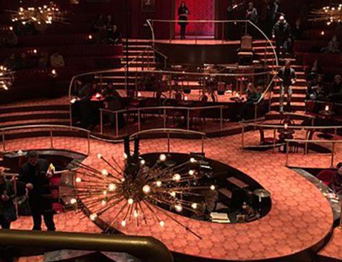Custom Flooring on the Broadway Stage
