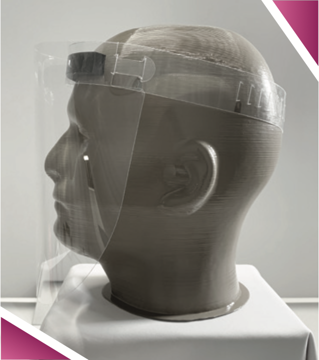 reusable covid-19 face shield