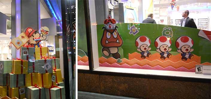 Nintendo World - Rockefeller Center and 48th Street