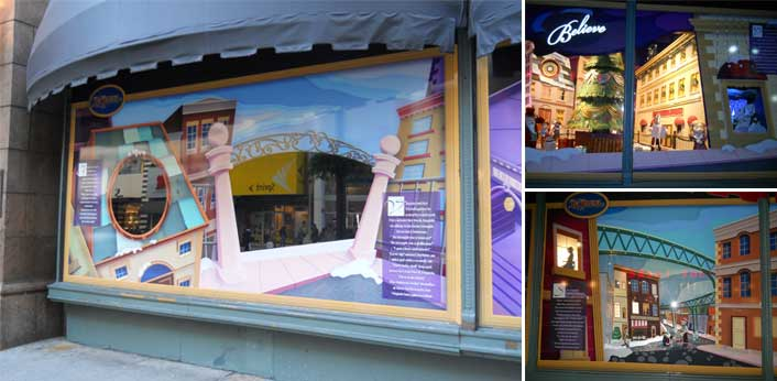 Macy's 34th Street Windows